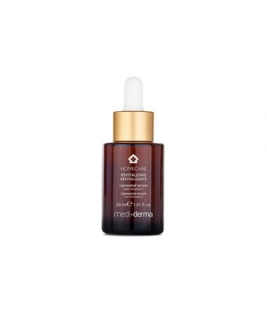 Serum facial liposomado revitalizante vitamina c mediderma
